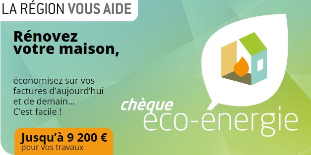 Chèque éco-énergie